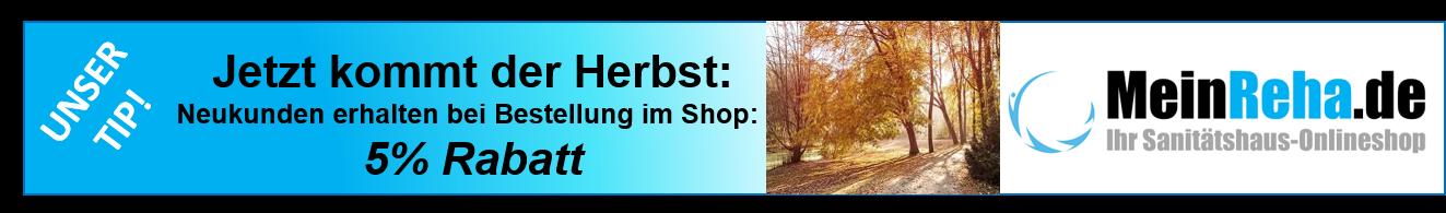Banner Herbst
