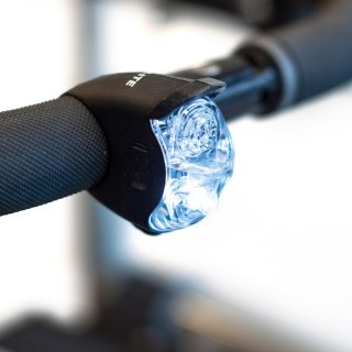 Trionic Veloped und Walker LED Frontleuchte