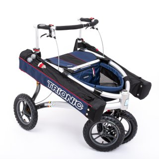 Trionic VELOPED GOLF 12er Premium Rollator mit 31 cm Rädern - New Edition
