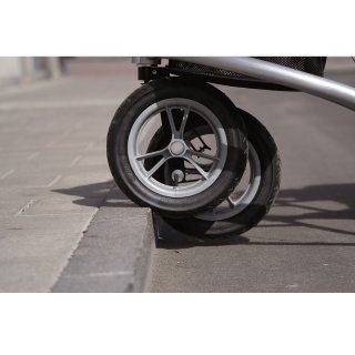Trionic VELOPED TOUR 14er Premium Rollator mit 36 cm Rädern New Edition