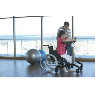 Invacare DOLOMITE STEP UP Gehwagen (hydraulisch)