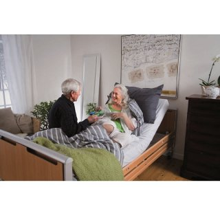 Invacare ETUDE PLUS Pflegebett Holzversion 24V